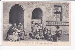 DINAN - LA CLASSE, PAR LA GRANDE SOEUR - 22 - Dinan