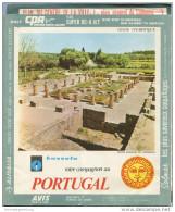 Portugal 1967 In Französischer Sprache - 55 Seiten Mit 25 Abbildungen - Stadtpläne Hotelbeschreibungen - Portugal