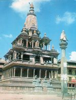 Krishna Mandir, Patan - Népal