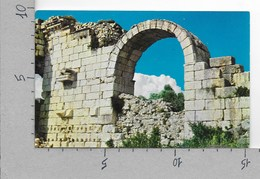 CARTOLINA NV TURCHIA - MERSIN - Ruins Of Corigos - 10 X 15 - Turchia