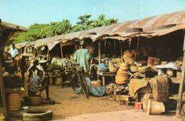 Lagos, Sabo Markt - Nigeria