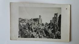 CARTE PHOTO MILITAIRE GUERRE 14-18 - Guerra 1914-18