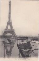 F75-271 INONDATIONS DE PARIS - Janvier 1910 - Gare Des Marchandises - De Overstroming Van 1910
