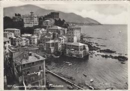 Italie - Genova - Panorama - Boccadasse - Genova (Genoa)