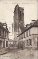 Maule Eglise Tour Renaissance - Maule