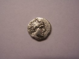 ALEXANDRE 1er BALAS, SELEUCIDE (-150 Avant JC) DRACHME En Argent R1 - Greek