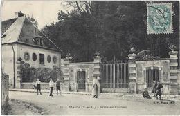 Maule Grille Du Chateau - Maule