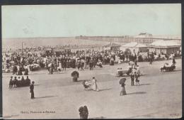 Wales Postcard - Rhyl Parade And Beach  DC1851 - Denbighshire