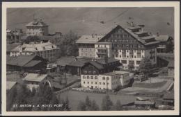 Austria Postcard - St Anton A.Hotel Post  DC1880 - Landeck