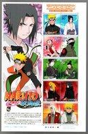 Nippon 2009 Animation Hero And Heroine Series N° 11 (Naruto) - Blocks & Sheetlets