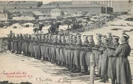RUSSIE - Militaire - Exercice De Tir - Edit. Scherep  1903 - Russia