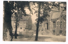 B-6752   BRECHT : Gemeentehuis En Standbeeld Ban Van Der Muyden - Brecht