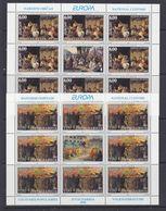 Europa Cept  1998 Yugoslavia 2v   Sheetlets ** Mnh (39315) FESTIVAL PRICE - Europa-CEPT