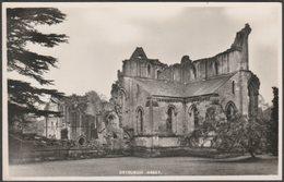 Dryburgh Abbey, Berwickshire, C.1940 - RP Postcard - Berwickshire