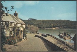 King Harry Passage, Cornwall, C.1960s - J Arthur Dixon Postcard - England