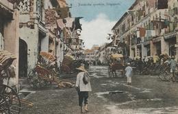 Jinrikisha Quarters, SINGAPORE - Malesia