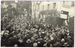 CORCELLES NE 1910 Manifestation - NE Neuchatel