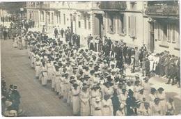 NEUCHATEL NE 1914 Manifestation - NE Neuenburg