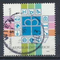 °°° AUSTRIA 1999 - Y&T N°2113 °°° - 1945-.... 2a Repubblica