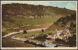 The Vale Of Tintern, Monmouthshire, 1961 - Harvey Barton Postcard - Monmouthshire