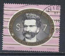 °°° AUSTRIA 1999 - Y&T N°2114 °°° - 1945-.... 2a Repubblica