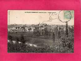 37 Indre Et Loire, Le Grand Pressigny, Aspect Général, 1906, (Ch. Arambourou) - Le Grand-Pressigny