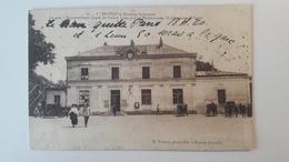 BRUNOY  (91)   La Gare ( Vue Extérieure) - Brunoy
