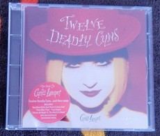 CD DE CYNDI LAUPER TWELVE DEADLY GUNS ANNEE 1994 - Disco & Pop