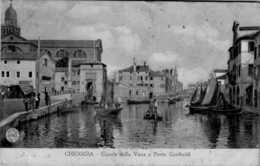 Italie > Veneto > Chioggia/ CANALE DELLA  VENA   E PORTA  GARIBALDI     ///   :LOT  267 - Chioggia
