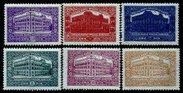 YUGOSLAVIA, District Revenues, */** MLH/MNH, F/VF - Yougoslavie