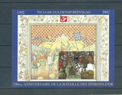 Belgique Belgïe LX 91 Feuillet Luxe Velletje - SUPERBE - RARE 850 Ex - COB 150 € - Libretti Di Lusso