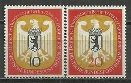Berlin 1955,  Nr. 129/30, Postfrisch - [5] Berlin