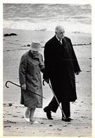 CPM - Photo Bonnotte J P Gamma - Yvonne Et Charles De Gaulle En Irlande - Photographe - Fotografia