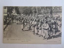 Militaria Militaire Guerre De 1914 Troupe Algérienne - Guerre 1914-18