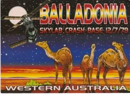 BALLADONIA Skylab Crash Base 1979, Western Australia Unused - Altri