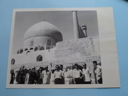 INTERNATIONAL OLYMPIC COMMITTEE ( Mr. Raoul MOLLET Visiting EGYPT For The I.O.C. - Photos From Private Collection ) ! - Sport