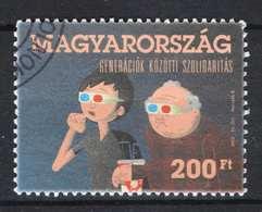 MODERN - USED !!! Hungary 2012. Solidarity Stamp, Used - Hongrie