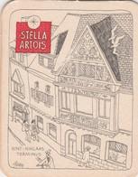 Sous Bock Stella Artois Oude Cafee's - Stit -niklaas - Sous-bocks