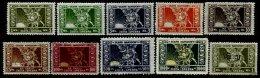 POLAND, Precious Metals, */** MLH/MNH, F/VF - Revenue Stamps