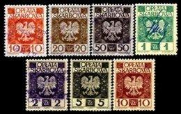 POLAND, Treasury, Used, F/VF - Fiscaux