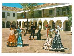 COSTA DEL SOL Fiesta Andaluza En La Plaza - Vestuarios