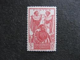 Cote Des Somalis: TB N° 161, Neuf XX. - Nuovi