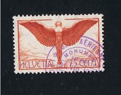 Mai 1924 Flugpost Michel 190 Und 191 Gut Gestempelt - Luftpost