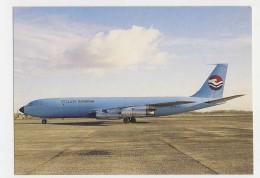 AJ07 Aviation - St. Lucia Airways Boeing 707-323C - 1946-....: Modern Era