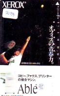 Télécarte Japon * Sport *  TENNIS  *   *  (2033)  PHONECARD JAPAN * TELEFONKARTE * - Sport