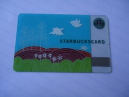 GREECE MINT CARDS COFFE  STARBUCKS - Cartes Cadeaux