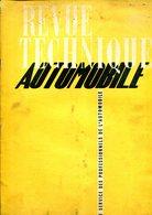 REVUE TECHNIQUE AUTOMOBILE - Mars 1948 - SIMCA-FIAT 6CV - Moteur Diesel CUMMINS (voir Sommaire) - Auto