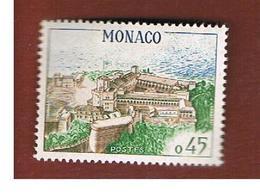 MONACO   -  SG 648 -  1960 TOURISM: AERIAL VIEW   - MINT** - Nuovi