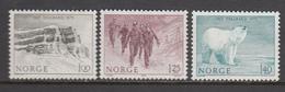 Norway MNH Michel Nr 709/11 From 1975 / Catw 2.00 EUR - Noorwegen