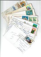 ALGERIE /  Lot De 90 Cartes Postales Timbrées - Algérie (1962-...)